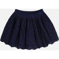 Mayoral - Spódnica dziecięca 98-134 cm. Czarne spódniczki dziewczęce Mayoral, z bawełny, mini. Za 119,90 zł.