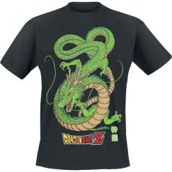 Dragon Ball Z - Shenron T-Shirt czarny. Czarne t-shirty męskie marki Dragon Ball, xxl, z okrągłym kołnierzem. Za 74,90 zł.