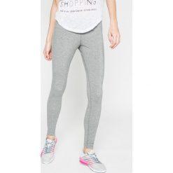 Nike Sportswear - Legginsy. Szare legginsy Nike Sportswear, m, z bawełny. W wyprzedaży za 79,90 zł.