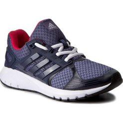 Buty adidas - Duramo 8 W BA8089 Suppur/Conav. Czarne buty do biegania damskie marki Adidas, z kauczuku. W wyprzedaży za 209,00 zł.