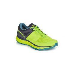 Buty do biegania Salomon  TRAILSTER GTX®. Zielone buty do biegania męskie marki Salomon. Za 549,00 zł.