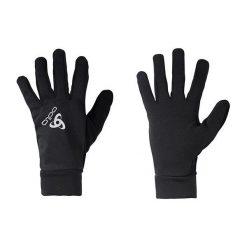 Rękawiczki męskie: Odlo Rękawiczki Odlo Gloves ZEROWEIGHT CLASSIC kolor czarny, roz. XL (776990)