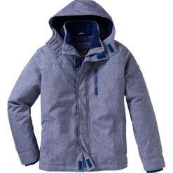 Kurtka na każdą pogodę Regular Fit bonprix kobaltowy melanż. Niebieskie kurtki męskie marki bonprix, m, melanż. Za 239,99 zł.