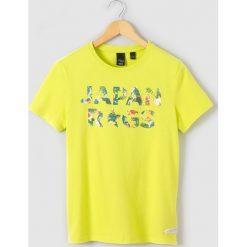 T-shirty chłopięce z krótkim rękawem: T-shirt 8-16 lat