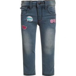 Blue Seven Jeansy Slim Fit jeansblau. Niebieskie jeansy dziewczęce Blue Seven, z bawełny. Za 129,00 zł.