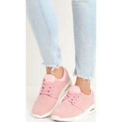Różowe Buty Sportowe Transmission. Czerwone buty sportowe damskie marki Born2be. Za 69,99 zł.
