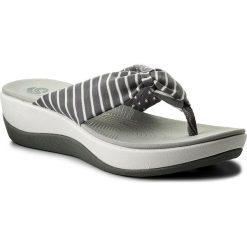 Chodaki damskie: Japonki CLARKS - Arla Glison 261342564 Grey Combi