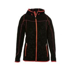 KILLTEC Bluza damska Agda czarna r.42 (2649042). Czarne bluzy sportowe damskie marki DOMYOS, z elastanu. Za 102,72 zł.