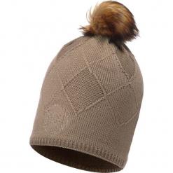 Czapka damska Knitted & Polar Stella brązowa (BH113523.316.10.00). Brązowe czapki zimowe damskie Buff, z polaru. Za 151,37 zł.
