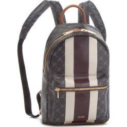 Plecak JOOP! - Cortina Due 4140004119 Dark Grey 802. Szare plecaki damskie JOOP!, ze skóry ekologicznej. Za 969,00 zł.