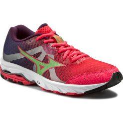 Buty MIZUNO - Wave Elevation J1GL141764 Fioletowy Różowy. Czerwone buty do biegania damskie marki KALENJI, z gumy. W wyprzedaży za 269,00 zł.