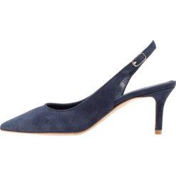 Buty ślubne damskie: Bianca Di Czółenka blu