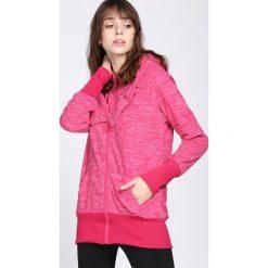 Różowa Bluza Make Go Of. Czerwone bluzy rozpinane damskie Born2be, l. Za 39,99 zł.