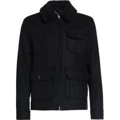 CLOSED WOOLBLOUSON Kurtka wiosenna black. Czarne kurtki męskie marki CLOSED, m, z materiału. W wyprzedaży za 635,60 zł.
