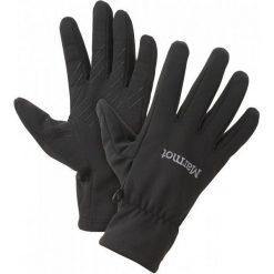 Rękawiczki męskie: Marmot Rękawiczki Softshellowe Connect Softshell Glove Black Xl