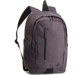 Plecak NIKE - BA5532 020. Szare plecaki męskie Nike, z materiału, sportowe. Za 119,00 zł.