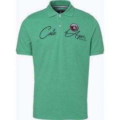 Koszulki polo: Andrew James Sailing – Męska koszulka polo, zielony