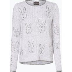 Swetry klasyczne damskie: Princess GOES HOLLYWOOD – Sweter damski, szary