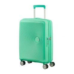 Walizka Spinner Soundbox miętowa (32G-34-001). Zielone walizki marki Samsonite. Za 338,95 zł.