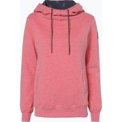 Bluzy damskie: Derbe - Damska bluza nierozpinana – Seemansbraut Pineapple, różowy
