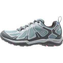 Columbia PEAKFREAK II XCEL LOW OUTDRY Półbuty trekkingowe light grey. Szare buty trekkingowe damskie Columbia. Za 459,00 zł.
