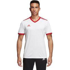 Koszulki sportowe męskie: Adidas Koszulka męska Tabela 18 JSY biała r. M (CE1717)