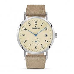 """Zegarek """"4460680"""" w kolorze jasnobrązowym. Brązowe, analogowe zegarki męskie Dugena & Nautec No Limit, ze stali. W wyprzedaży za 439,95 zł."""