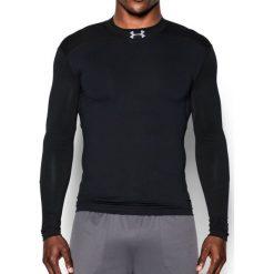 Under Armour Koszulka męska Elements Mock  Black/Steel r. XL (1280801001). Czarne koszulki sportowe męskie marki Under Armour, m. Za 197,59 zł.