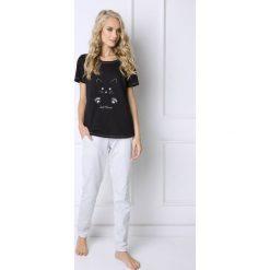 Piżamy damskie: Damska piżama Cat Woman
