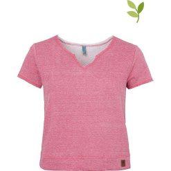 """T-shirty damskie: Koszulka """"Mari"""" w kolorze jasnoróżowym"""