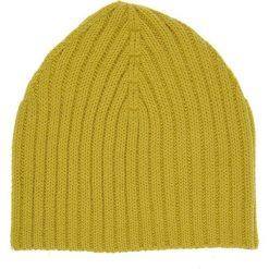 CZAPKA MĘSKA. Żółte czapki zimowe męskie Top Secret, na lato. Za 39,99 zł.