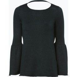 Swetry klasyczne damskie: talk about – Sweter damski, zielony