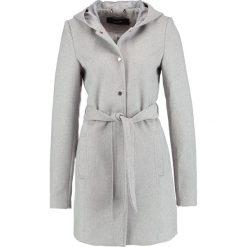 Płaszcze damskie: Vero Moda Tall VMELENA RICH Krótki płaszcz light grey melange