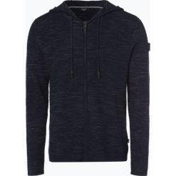 Joop - Kardigan męski – Hagen, niebieski. Niebieskie swetry rozpinane męskie JOOP!, m, z dzianiny, eleganckie. Za 599,95 zł.