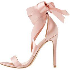 Sandały damskie: New Look TWEET Sandały na obcasie pink