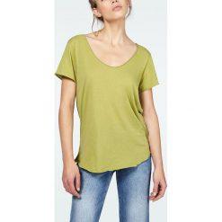 """T-shirty damskie: Koszulka """"Landway"""" w kolorze jasnozielonym"""