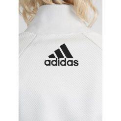 Adidas Performance Kurtka do biegania grey one. Szare kurtki sportowe damskie adidas Performance, xl, z lyocellu. W wyprzedaży za 466,95 zł.