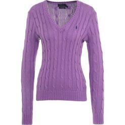 Swetry klasyczne damskie: Polo Ralph Lauren KIMBERLY Sweter amethyst
