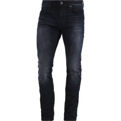 GStar 3301 SLIM Jeansy Slim Fit siro black stretch denim. Czarne jeansy męskie relaxed fit G-Star. Za 559,00 zł.