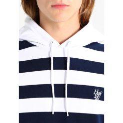 Bejsbolówki męskie: HUF KENNEDY Bluza z kapturem white