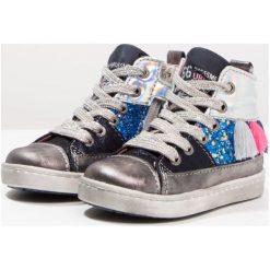 Trampki chłopięce: Shoesme URBAN Tenisówki i Trampki wysokie silver