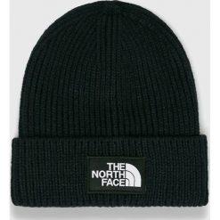 The North Face - Czapka. Czarne czapki zimowe męskie marki The North Face, na zimę, z dzianiny. W wyprzedaży za 99,90 zł.