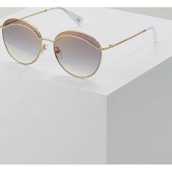Marc Jacobs Okulary przeciwsłoneczne goldcoloured. Żółte okulary przeciwsłoneczne damskie lenonki Marc Jacobs. W wyprzedaży za 699,00 zł.