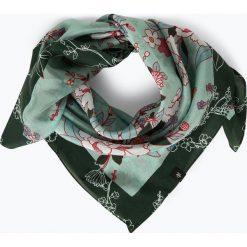 Chusty damskie: Marc O'Polo - Damska chusta z jedwabiu, zielony