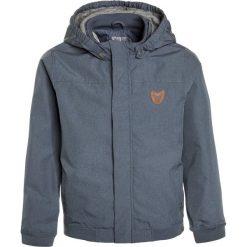 Wheat WINDBREAKER WILHELM Kurtka Outdoor dove. Niebieskie kurtki chłopięce marki Wheat, z bawełny. Za 309,00 zł.