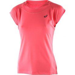 Bluzki asymetryczne: koszulka do biegania damska ASICS CAPSLEEVE TOP / 129957-0656