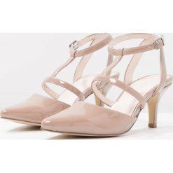 Buty ślubne damskie: Bianco Czółenka nude