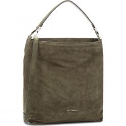 Torebka COCCINELLE - CI1 Keyla Suede E1 CI1 13 02 01 Caper G02. Zielone torebki klasyczne damskie marki Coccinelle, ze skóry. W wyprzedaży za 869,00 zł.