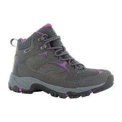 Buty trekkingowe damskie: Hi-tec Buty damskie Lima WP charcoal/viola r. 37