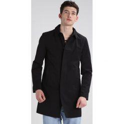 Płaszcze przejściowe męskie: Lindbergh SLIM FIT  Płaszcz wełniany /Płaszcz klasyczny black